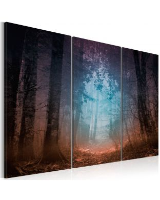 Obraz - Edge of the forest - triptych